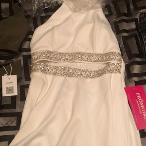 Ivory Cocktail dress